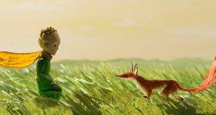 Rókajelenet a 2015-ös animált kis hercegből – Rókavilág.hu